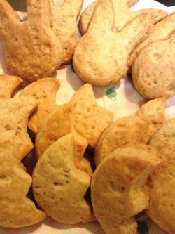ジンジャークッキー レシピ マクロビ